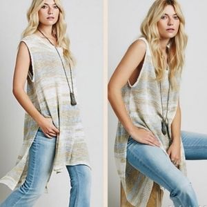 Free People Always Sunny Days Tunic Small